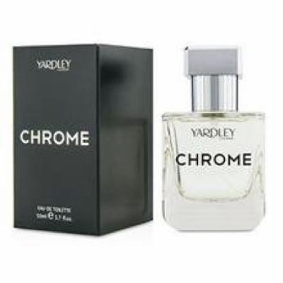 Yardley Chrome Eau De Toilette Spray For Men