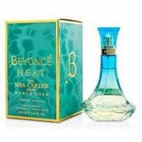 Beyonce Heat The Mrs. Carter Show World Tour Eau De Parfum Spray (limited Edition) For Women