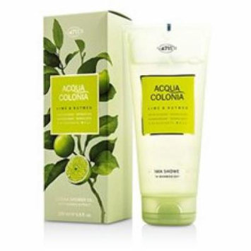 4711 Acqua Colonia Lime & Nutmeg Aroma Shower Gel For Men