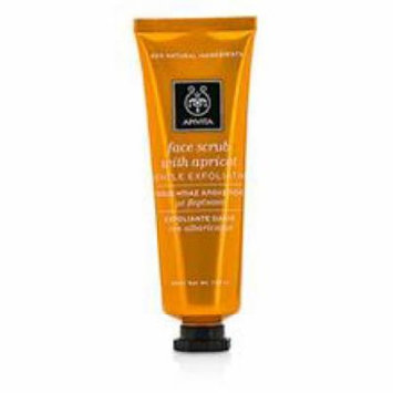 Apivita Face Scrub With Apricot