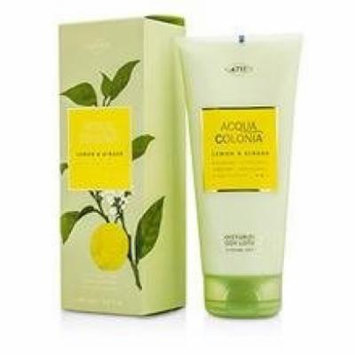 4711 Acqua Colonia Lemon & Ginger Moisturizing Body Lotion For Men