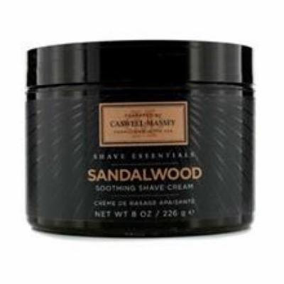 Caswell Massey Sandalwood Soothing Shave Cream (jar)
