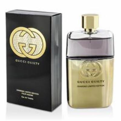 Gucci Guilty Diamond Pour Homme Eau De Toilette Spray (limited Edition) For Men