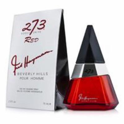 FRED HAYMAN 273 Red Eau De Cologne Spray For Men
