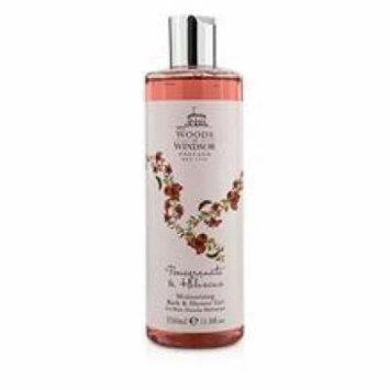 Woods of Windsor Pomegranate & Hibiscus Moisturising Bath & Shower Gel For Women