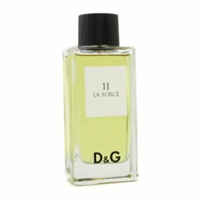 Dolce & Gabbana D Anthology 11 La Force Eau De Toilette Spray For Men