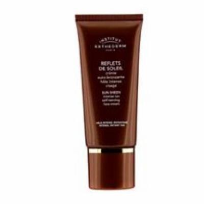 Esthederm Sun Sheen Self-Tanning Face Cream (intense, Instant Tan)