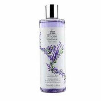 Woods of Windsor Lavender Moisturising Bath & Shower Gel For Women