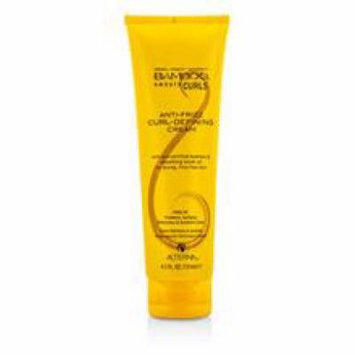 Alterna Bamboo Smooth Curls Anti-Frizz Curl-Defining Cream (for Strong, Frizz-Free Hair)