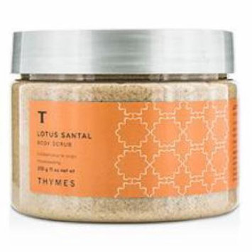 Thymes Lotus Santal Body Scrub For Women