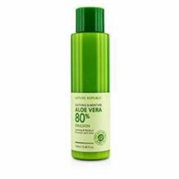 Nature Republic Soothing & Mositure Aloe Vera 80% Emulsion