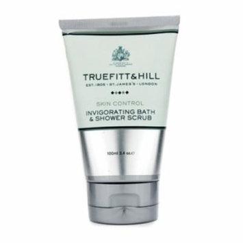 Truefitt & Hill Skin Control Invigorating Bath & Shower Scrub (travel Tube)