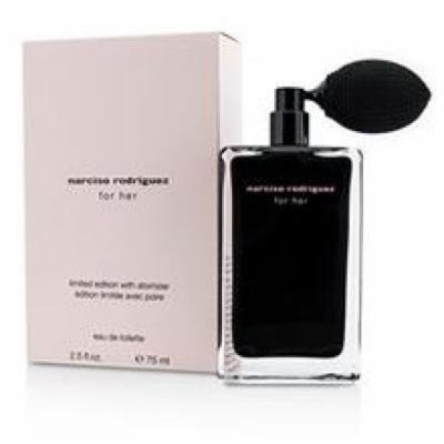 NARCISO RODRIGUEZ For Her Eau De Toilette With Atomizer (limited Edition) For Women