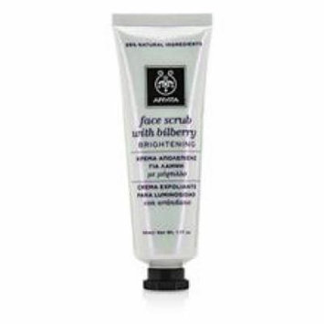 Apivita Face Scrub With Bilberry