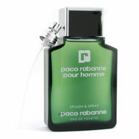 Paco Rabanne By Paco Rabanne Pour Homme Eau De Toilette Splash & Spray For Men