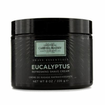 Caswell Massey Eucalyptus Refreshing Shave Cream (jar)