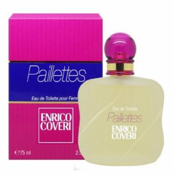 Enrico Coveri Paillettes Eau De Toilette Spray For Women