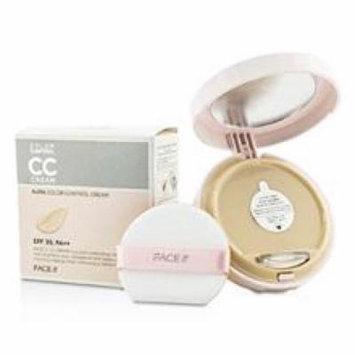 The Face Shop Aura Color Control Cc Cream Spf 30