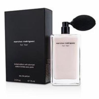 NARCISO RODRIGUEZ For Her Eau De Parfum With Atomizer (limited Edition) For Women
