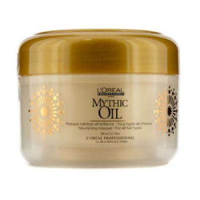 L'oreal Mythic Oil Nourishing Masque (for All Hair Types)
