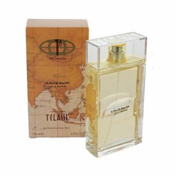 Alviero Martini ( Made In Italy ) Incenso From Asia Eau De Cologne Spray For Women