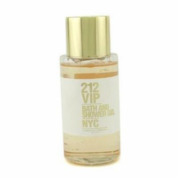 Carolina Herrera 212 Vip Bath & Shower Gel For Women
