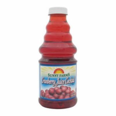 Sunny Farms Cranberry Juice Cocktail