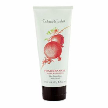 Crabtree & Evelyn Pomegranate, Argan & Grapeseed Body Scrub