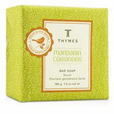 Thymes Mandarin Coriander Bar Soap For Women