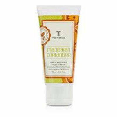 Thymes Mandarin Coriander Hard Working Hand Cream For Women