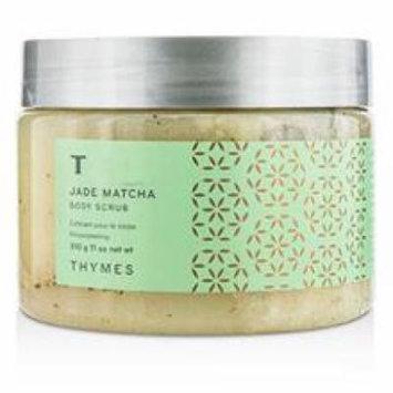 Thymes Jade Matcha Body Scrub For Women