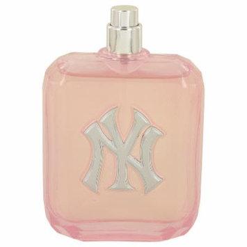 New York Yankees for Women by New York Yankees Eau De Parfum Spray (Tester) 3.4 oz