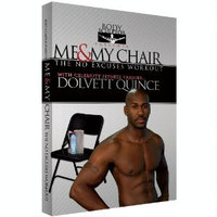 Dolvett Quince Me and My Chair: The No Excuses Workout