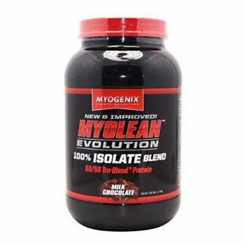 Myogenix Myolean Evolution Isolate Powder, Fruit Berry Smoothie, 2.31 Pound