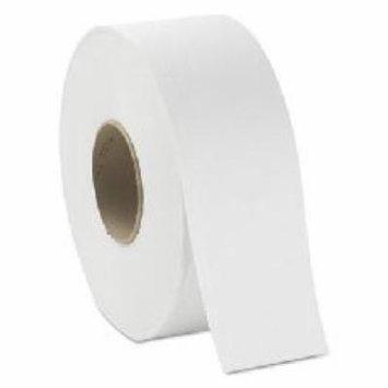 JRT Jumbo Bath Tissue, 2-Ply, 1000ft