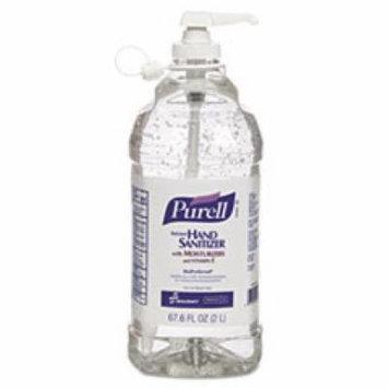 6508015793825, Hand Sanitizer, 2-Liter, Clear, 4 Bottles/Box