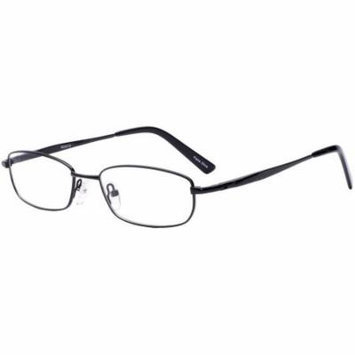 ADOLFO Mens Prescription Glasses, General Black