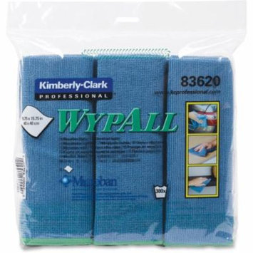Wypall Bathroom Cleaner - Cloth - 15.75