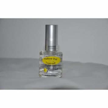 Jordana Nail Polish Top Coat Quick Dry Yellow Out Prevent Yellow nails