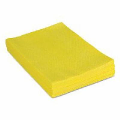 Golden Dusters Dusting Cloths, 16 x 24, Yellow, Rayon, 50/Pack