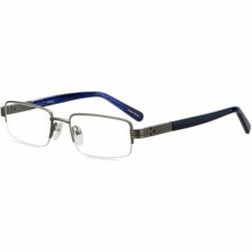 ADOLFO Boys Prescription Glasses, Playoff Gunmetal Blue