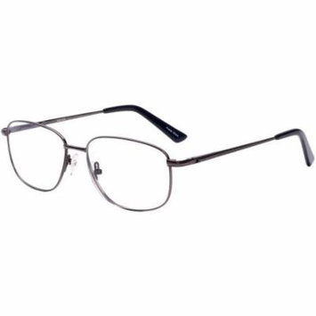 ADOLFO Mens Prescription Glasses, Colonel Gunmetal
