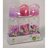 Disney Baby 3 Bottle Set Mickey Or Minnie Mouse