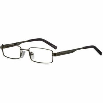 ADOLFO Boys Prescription Glasses, Scrimmage Gunmetal