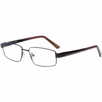 ADOLFO Mens Prescription Glasses, Major Dark Brown