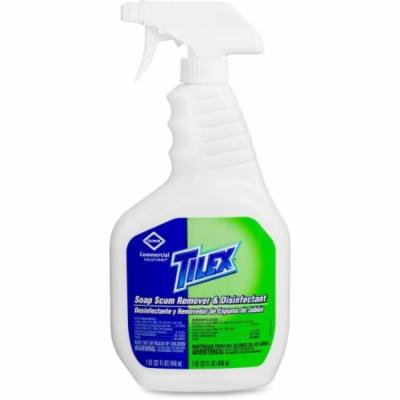 Tilex Soap Scum Remover - Liquid Solution - 0.25 gal (32 fl oz) - 9 - 9 / Carton