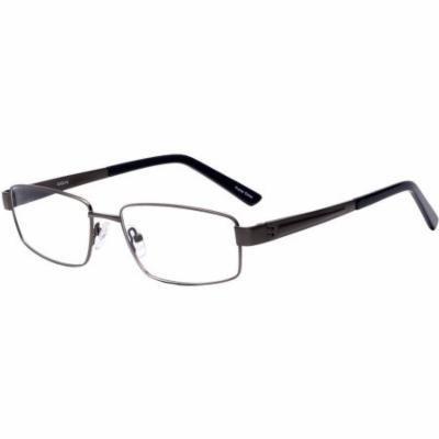 ADOLFO Mens Prescription Glasses, Major Dark Gunmetal