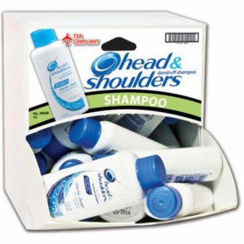 Head and Shoulders Shampoo Dispensit Case Case Of 216
