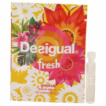 Desigual Fresh for Women by Desigual Vial (sample) .05 oz