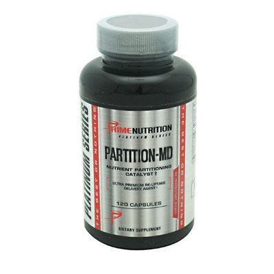 Prime Nutrition 8510030 Partition Md 120 Capsules
